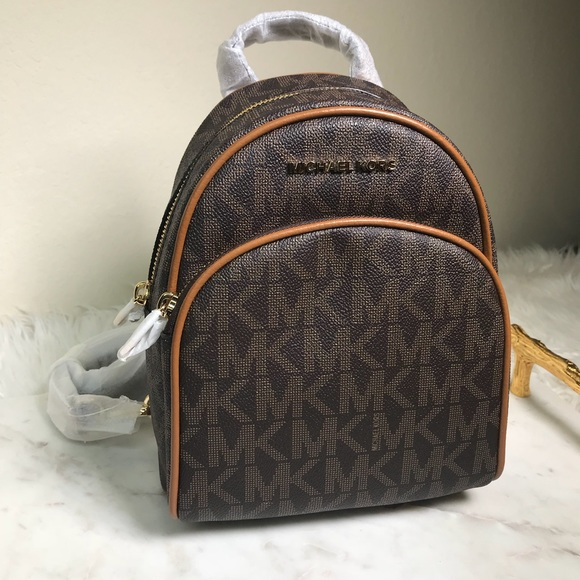 1a248a4bc67a Michael Kors Bags | Abbey Mini Backpack | Poshmark